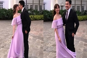 Kasalan na nga ba? Jessy Mendiola's sweet photos with Luis Manzano will give you the 'wedding feels'
