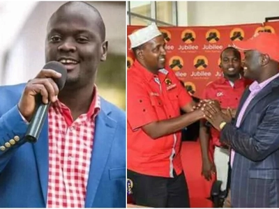 ODM youthfull politician who thrived on insulting Uhuru joins Jubilee party