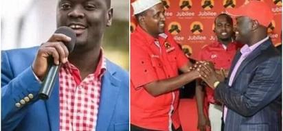 Kibagendi alaumu Jubilee kwa kichapo alicholishwa na Onyonka Kitutu Chache Kusini