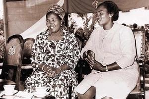 TBT: Rare photo of Mama Ngina, Lena Moi and Lucy Kibaki in one place