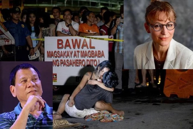 UN expert on extrajudicial killings agreed to come to Philippines