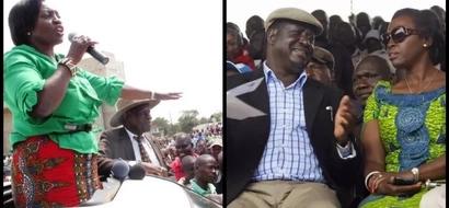Martha Karua awavunja mioyo Uhuru na Raila- Habari Kamili