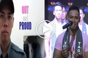 Bongga nito! Openly gay police officer vows to end LGBT discrimination