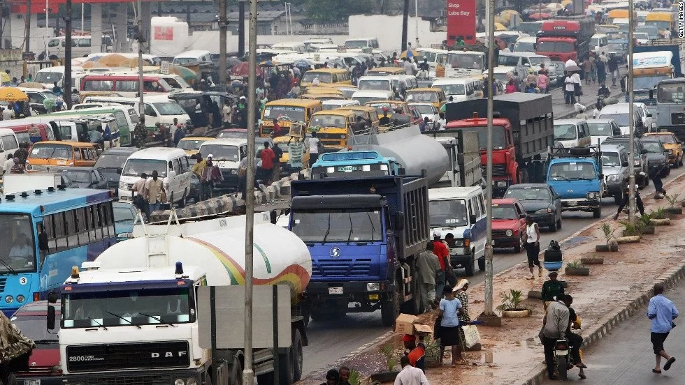 It's official! Nairobi has the second worst TRAFFIC gridlock in the world