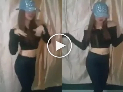 Igniting teen Filipina performs amazing dance! Enjoy our dancing challenge videos!