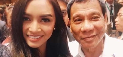 Sobrang swerte! Kylie Verzosa at Duterte, nagkita na sa Japan