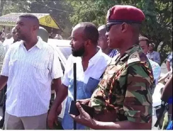 More drama as 'JUBILEE' denies Joho 'arrest', says this about him
