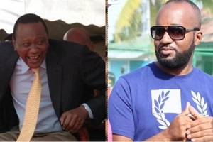 Outrage after Joho was 'stoned' with mangoes after arriving 'LIKE JESUS' in Mpeketoni, Lamu