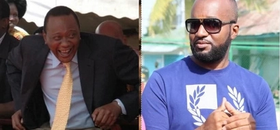 Clean Mombasa first before you talk about SGR - Uhuru tells off Joho