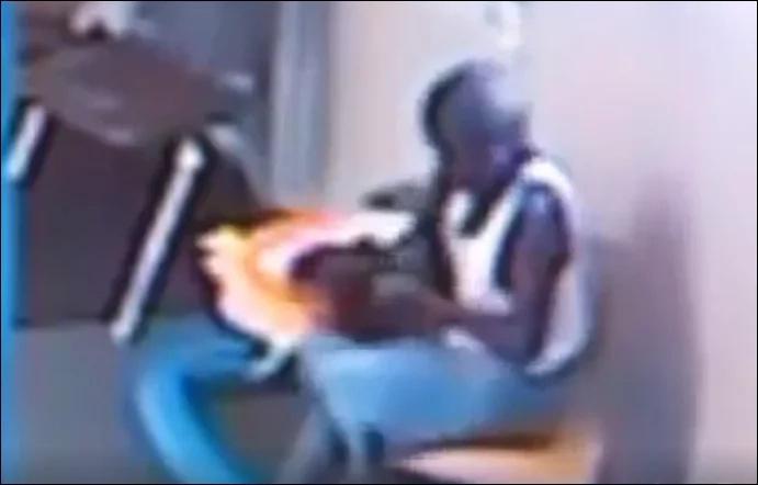 Boy caught biting, kicking, punching babies at daycare (video)