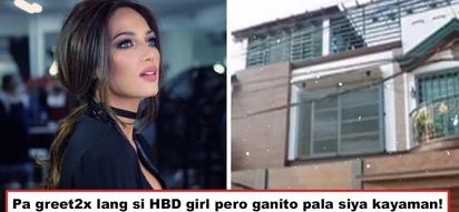 Sino'ng mag-aakalang ganito pala si HBD girl kayaman! Patricia Tumulak stuns netizens with the truly rich life she lives