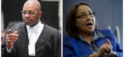Speculation of de Lille joining EFF mounts as Mpofu her joins legal team