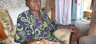 Nalala njaa, na namlaumu Raila Odinga- Mwanamke kutoka Kisumu