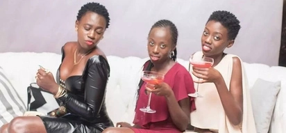 Akothee's daughter attacks her fans after they come for her mother