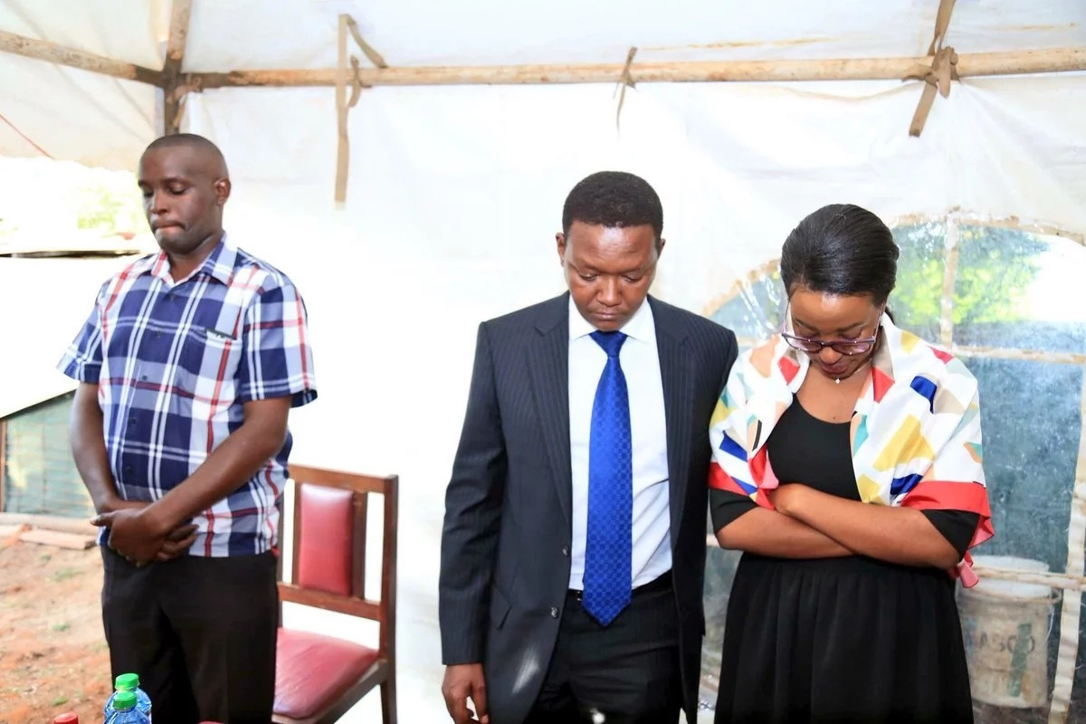 Machakos Governor