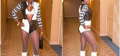 Akothee shocking message to any man who will impregnate her