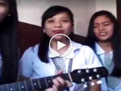 This is what listening to Angels in heaven sounds like! Pinay trio shocks netizens with powerful voice