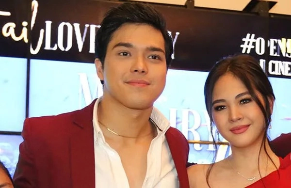 Jenine Desiderio no-show at premiere of Janella's My Fairy Tail Love Story