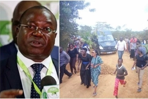 Slain IEBC ICT manager Chris Msando's body arrives in Kisumu ahead of final send-off (photos)