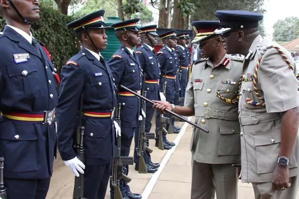Kenyan police officers to fight al-Shabaab in Somalia