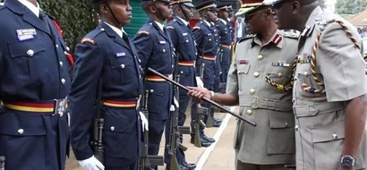 How to report corruption incidences during police recruitment
