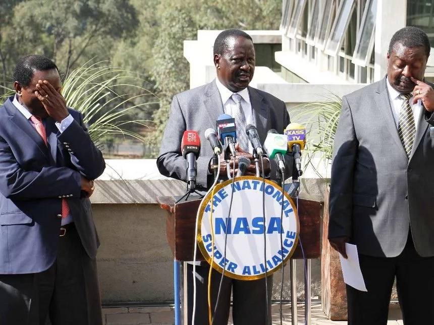 NASA reveals next move after losing terribly in Al-Ghurair ballot tender case