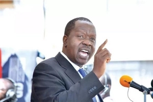 Why Matiang'i has not intervened in the university of Nairobi saga