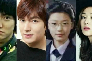 Unbelievable then and now photos of Korean stars shock netizens
