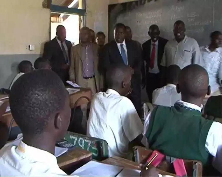 Male teacher in hot soup for impersonating female KCSE candidate