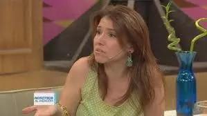 La argentina Fernanda Iglesias fue golpeada por su esposo