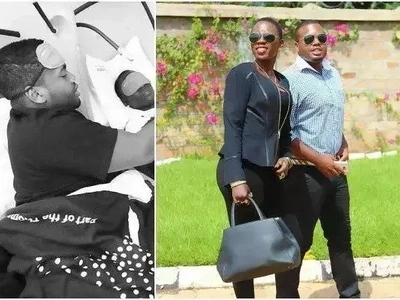 Journalists are allegedly camping outside Akothee