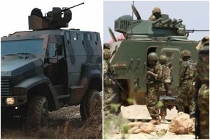 KDF ranked 75th most powerful army in the world