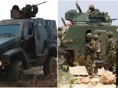 CONFIRMED: Number of KDF soldiers killed in Sunday BOMB attack