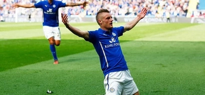 Jamie Vardy might disappoint Arsenal, see where his heart is