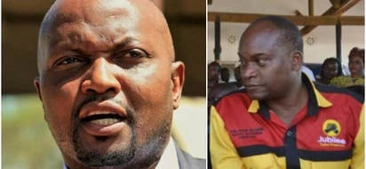 Nenda karipoti kisa polisi usiwaachie walaghai nafasi kukufyonza pesa – Moses Kuria amwambia