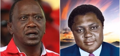 Jamaa Mluo adai alimlea Rais Uhuru, amtumia ombi la kipekee