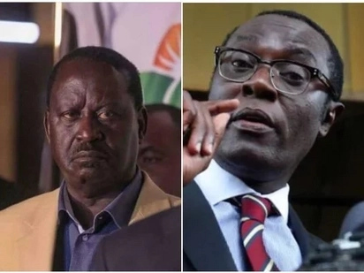 Raila ni mwoga sana lakini mwenye vitisho vingi – Mutahi Ngunyi