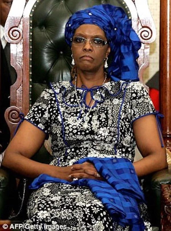 Udhalimu wa Mke wa Rais Mugabe, Grace Mugabe waanikwa wazi