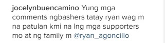 Ryan Agoncillo goes vicious on relentless basher