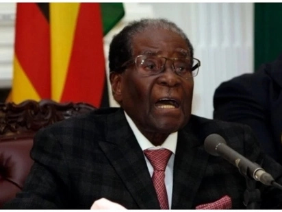 Mugabe makes first public speech since being ousted: Calls for his disgraceful removal to be undone