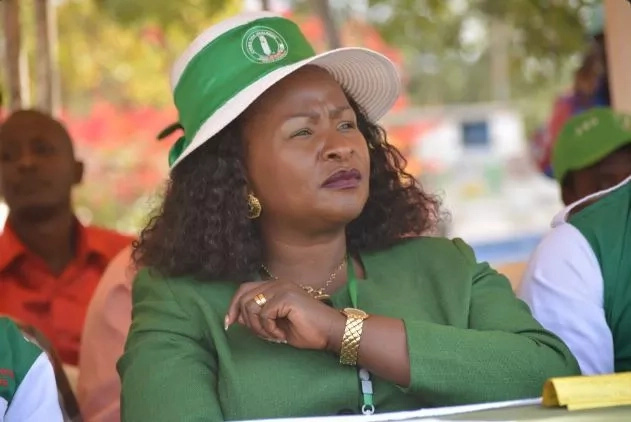 IEBC KICKS Wavinya out of Machakos gubernatorial race