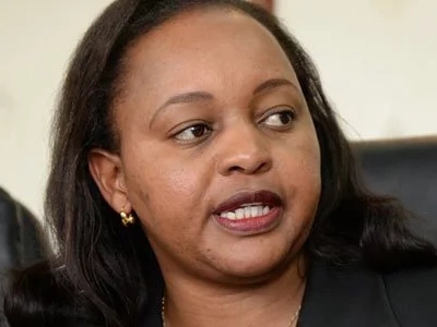 It's time for you to quit politics- Waiguru tells Martha Karua