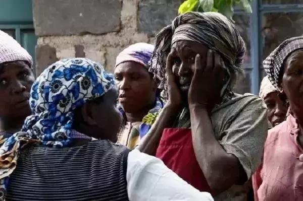 Mtoto mchanga aokolewa na polisi baada ya mpango wa kumwuza KSh 80,000 kutibuka