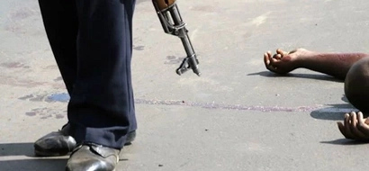 A Gang Of Three Robbers Led By Woman Killed By Police In Nairobi
