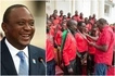 President Uhuru Kenyatta's lucrative gift for the Kenyan under 18 athletes after successful stint in Kasarani
