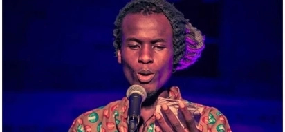 Popular poet arrested at Kasarani swimming pool after someone insulted his girlfriend