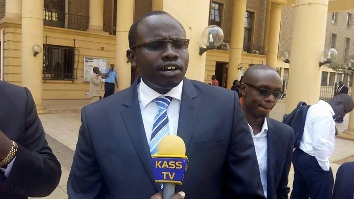 Lawyer claims his life is in danger after testifying against Alfred Mutua