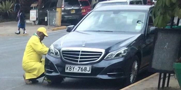 Evans Kidero apologises for clamping city tycoons car