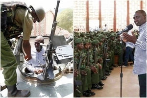 Government finally ACTS tough after DP Ruto's meeting was interrupted by gunshots in Baringo