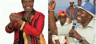 Mama amshinda mwanawe kwenye kinyang'anyiro cha ubunge Bomet